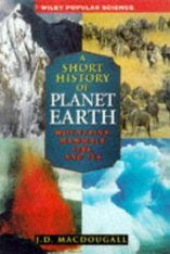 A Short History of Planet Earth Image