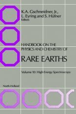 Handbook on the Physics and Chemistry of Rare Earths, Volume 10