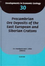 Precambrian Ore Deposits of the East European and Siberian Cratons Image