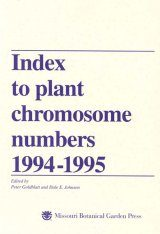 Index to Plant Chromosome Numbers, 1994-1995