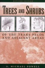Trees and Shrubs of the Trans-Pecos and Adjacent Areas