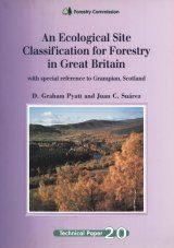 An Ecological Site Classification for Forestry in Great Britain