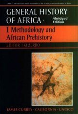 UNESCO General History of Africa, Volume 1