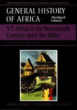 UNESCO General History of Africa, Volume 6