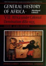 UNESCO General History of Africa, Volume 7