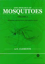 The Biology of Mosquitoes, Volume 2: Sensory Reception and Behaviour Image