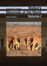 Walker's Mammals of the World (Complete Edition) (2-Volume Set)