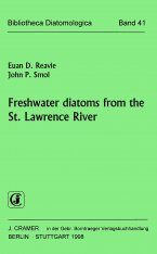 Bibliotheca Diatomologica, Volume 41: Freshwater Diatoms from the St. Lawrence River