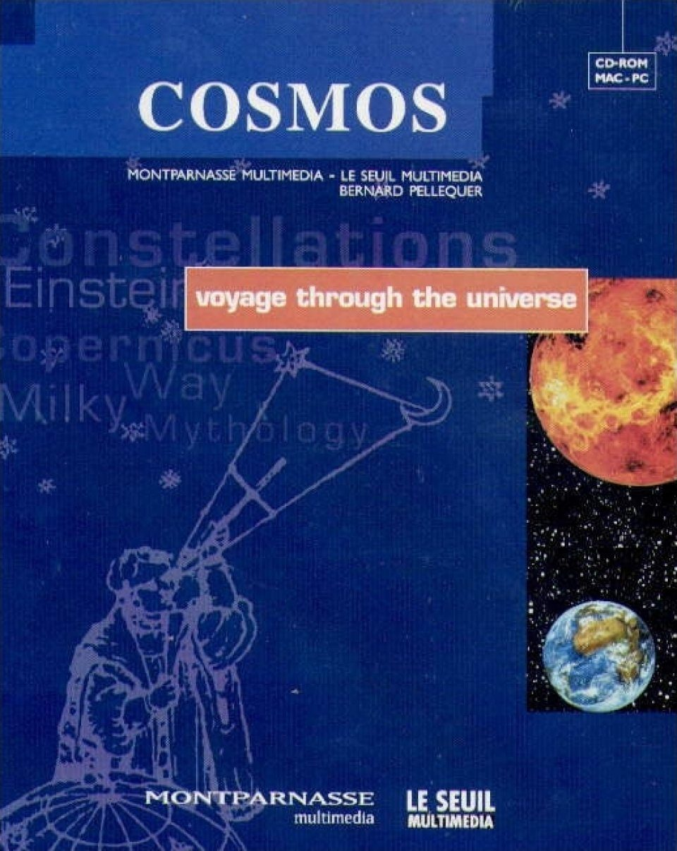 Cosmos: Voyage through the Universe