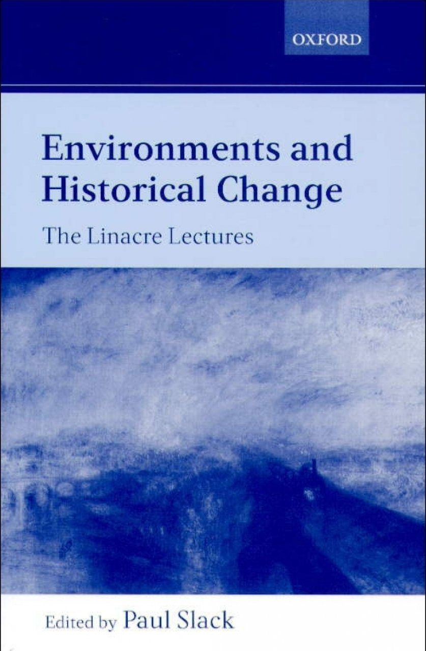 Environments and Historical Change
