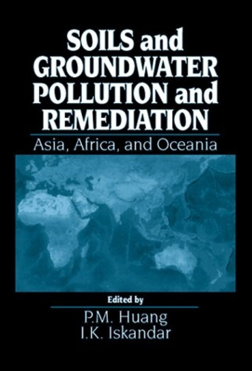 Soil and Ground Water Pollution Remediation