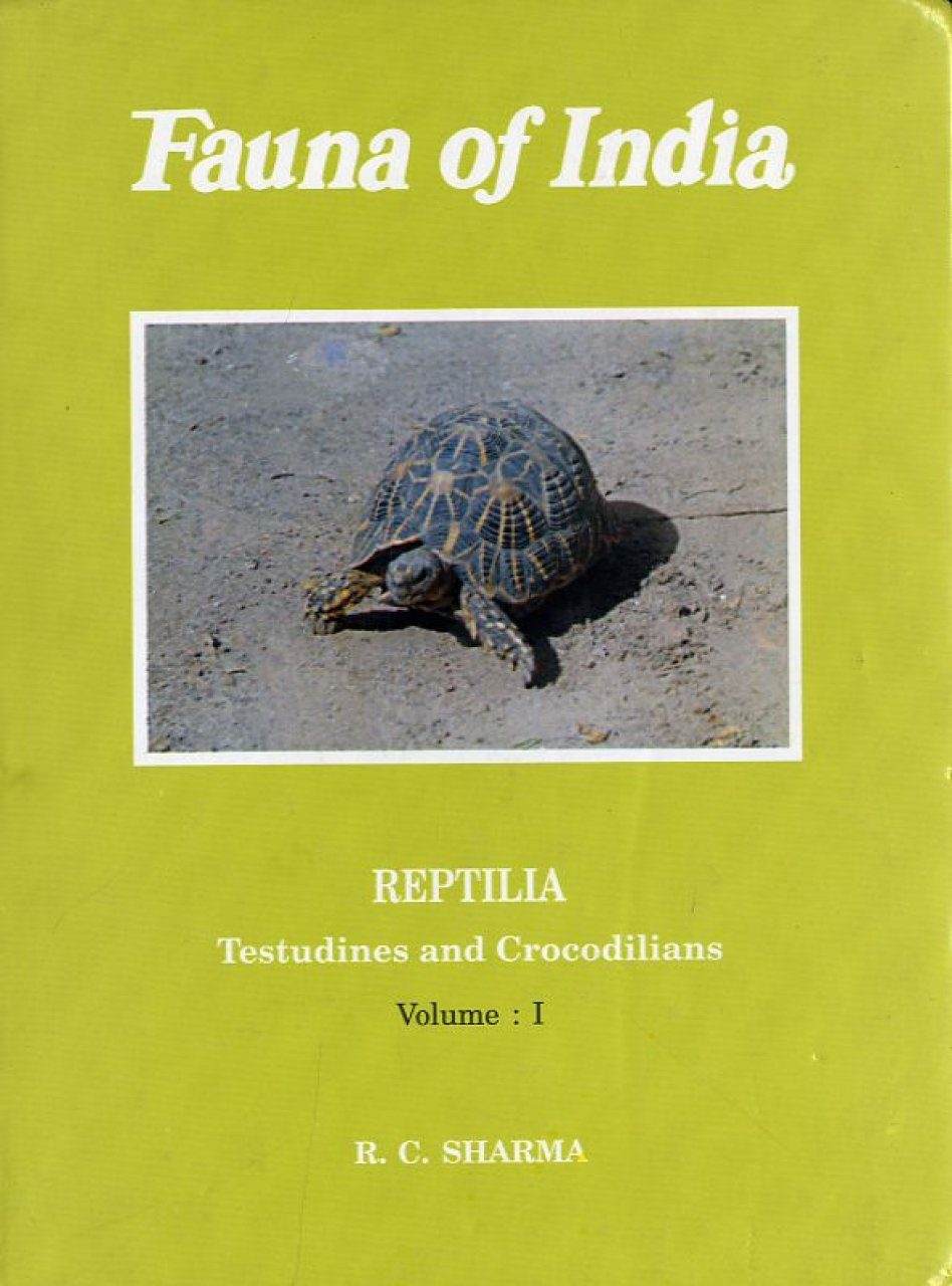 Fauna of India and the Adjacent Countries: Reptilia, Volume 1