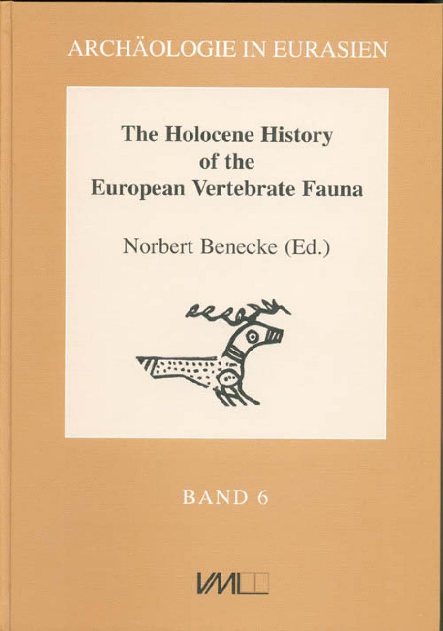 The Holocene History of the European Vertebrate Fauna