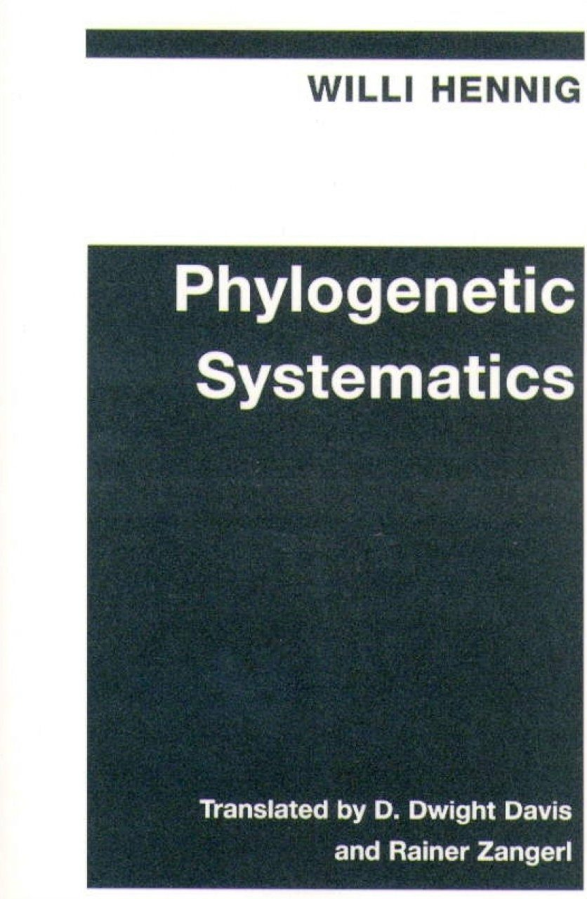 Phylogenetic Systematics