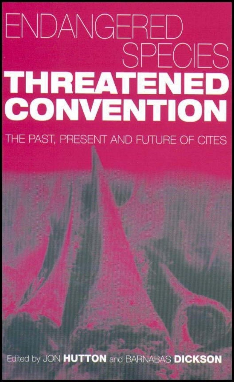 a description of convention on international trade in endangered species A brief introduction to the convention on international trade in endangered species of wild fauna and flora (cites) cites was established as a response to growing concerns that over-exploitation of wildlife through international trade was contributing to the rapid decline of many species of plants and animals around the world.