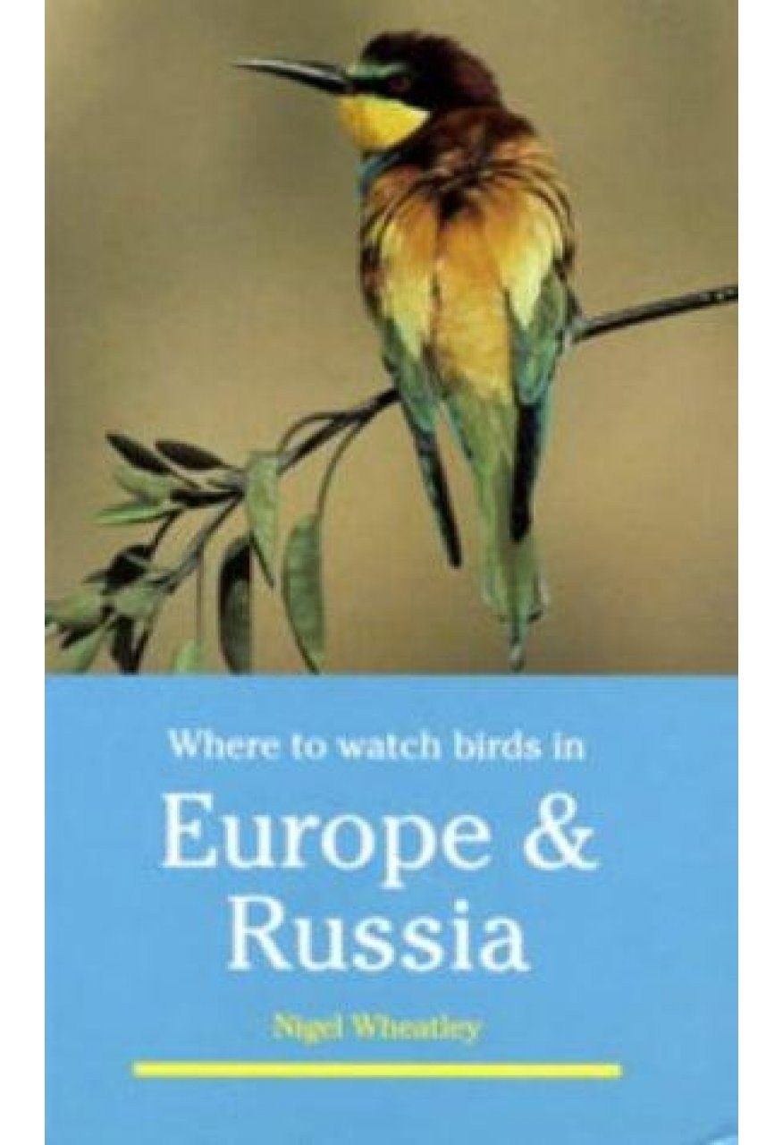 Where to Watch Birds in Europe and Russia