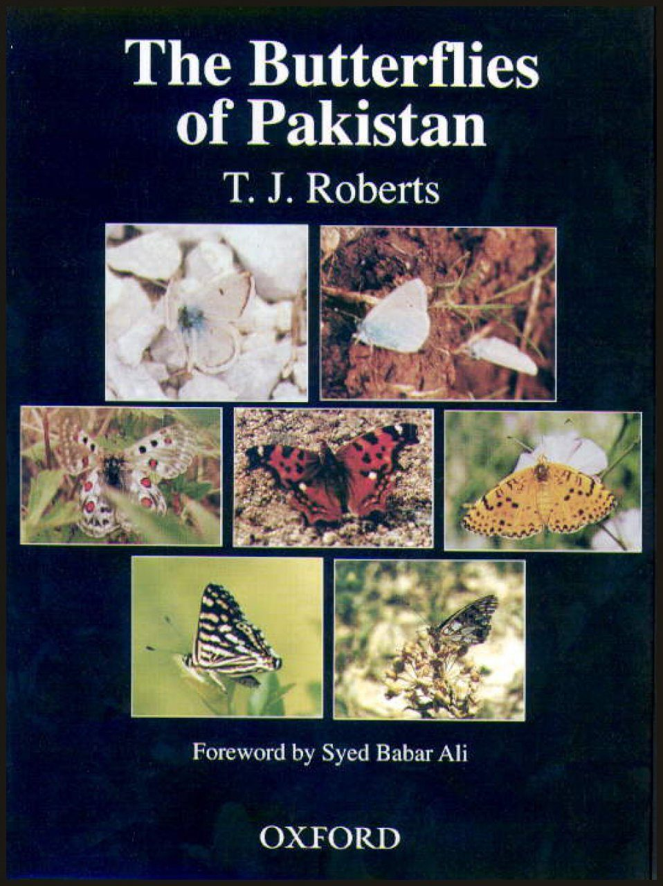 The Butterflies of Pakistan