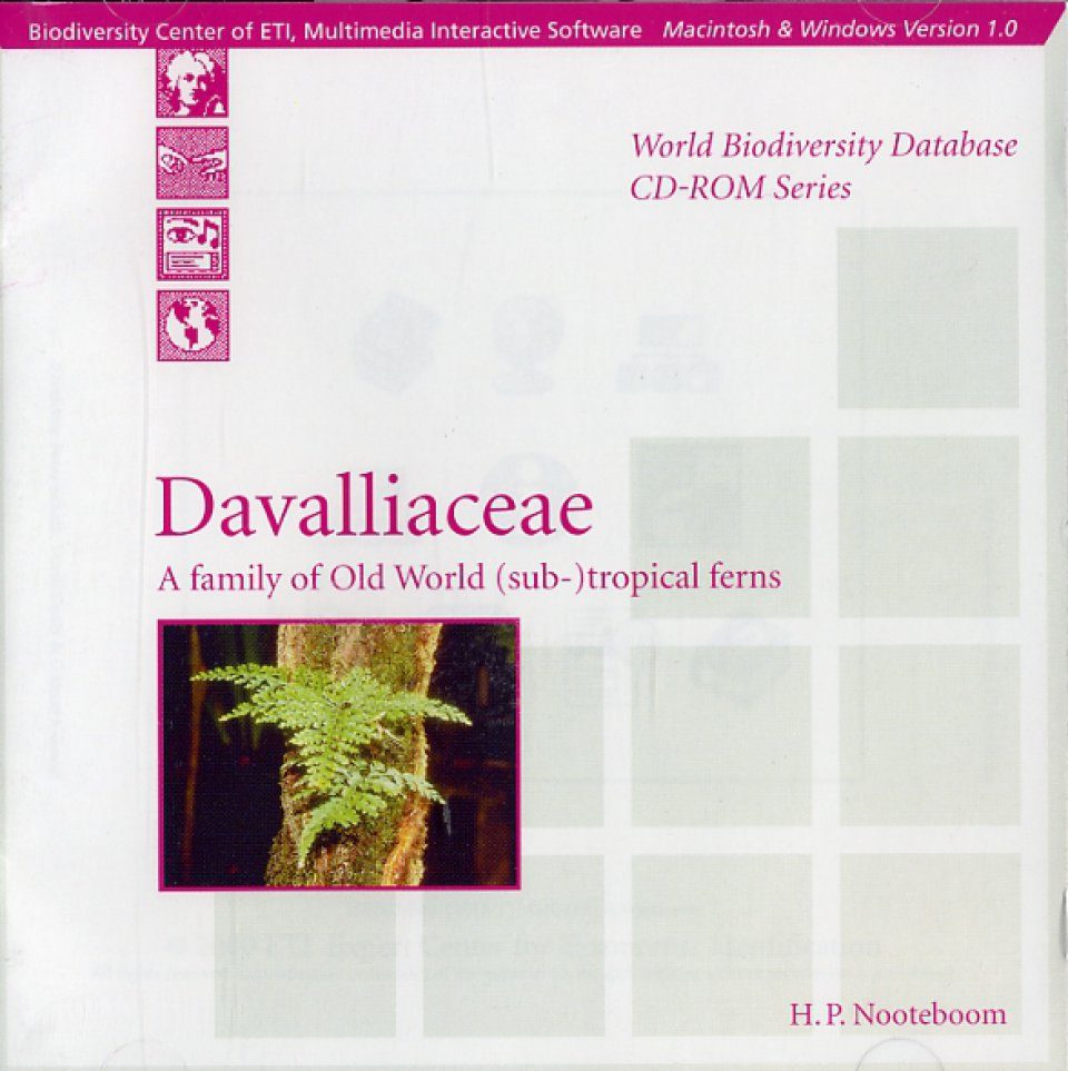 Davalliaceae: A Family of World (Sub)Tropical Ferns