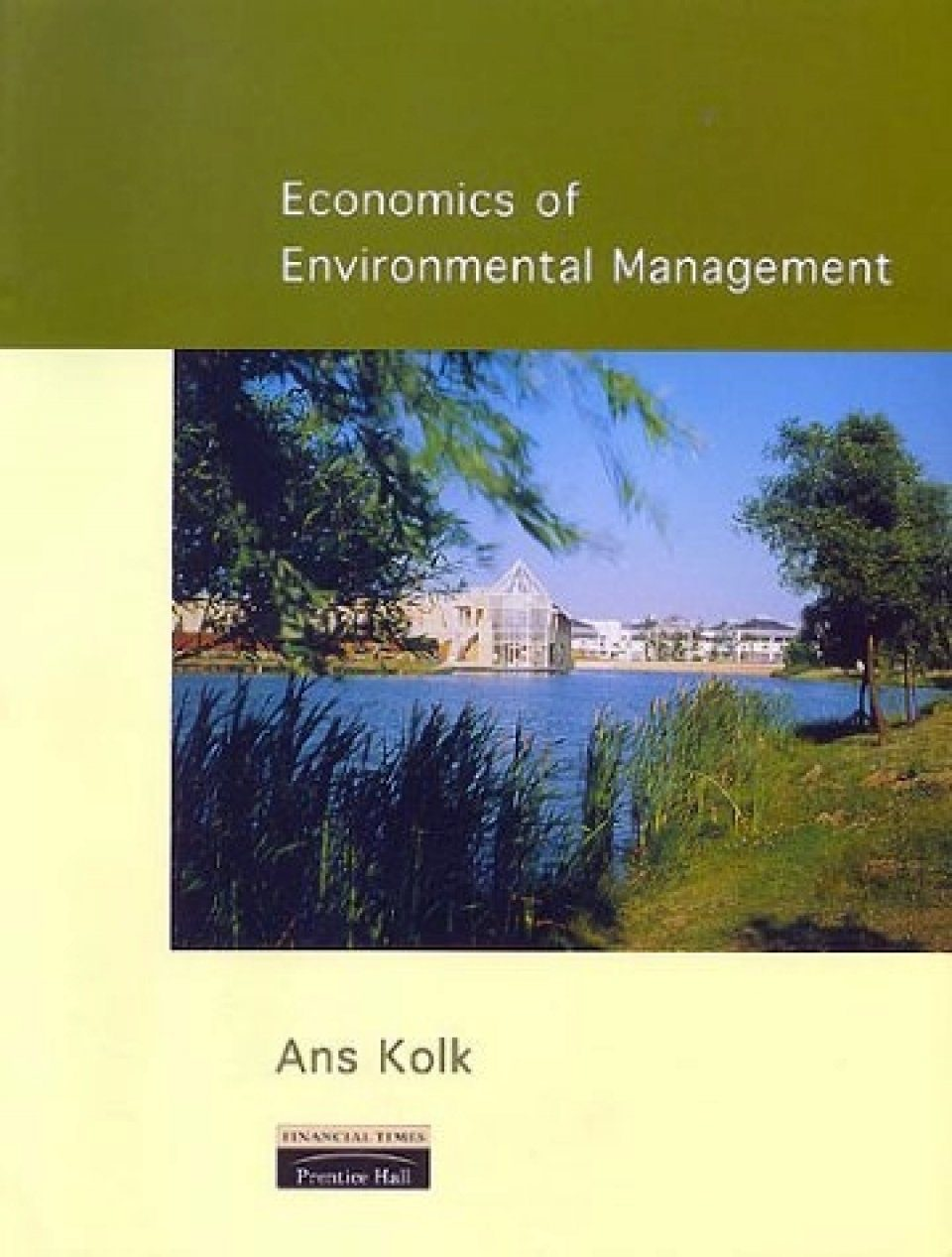Economics of Environmental Management