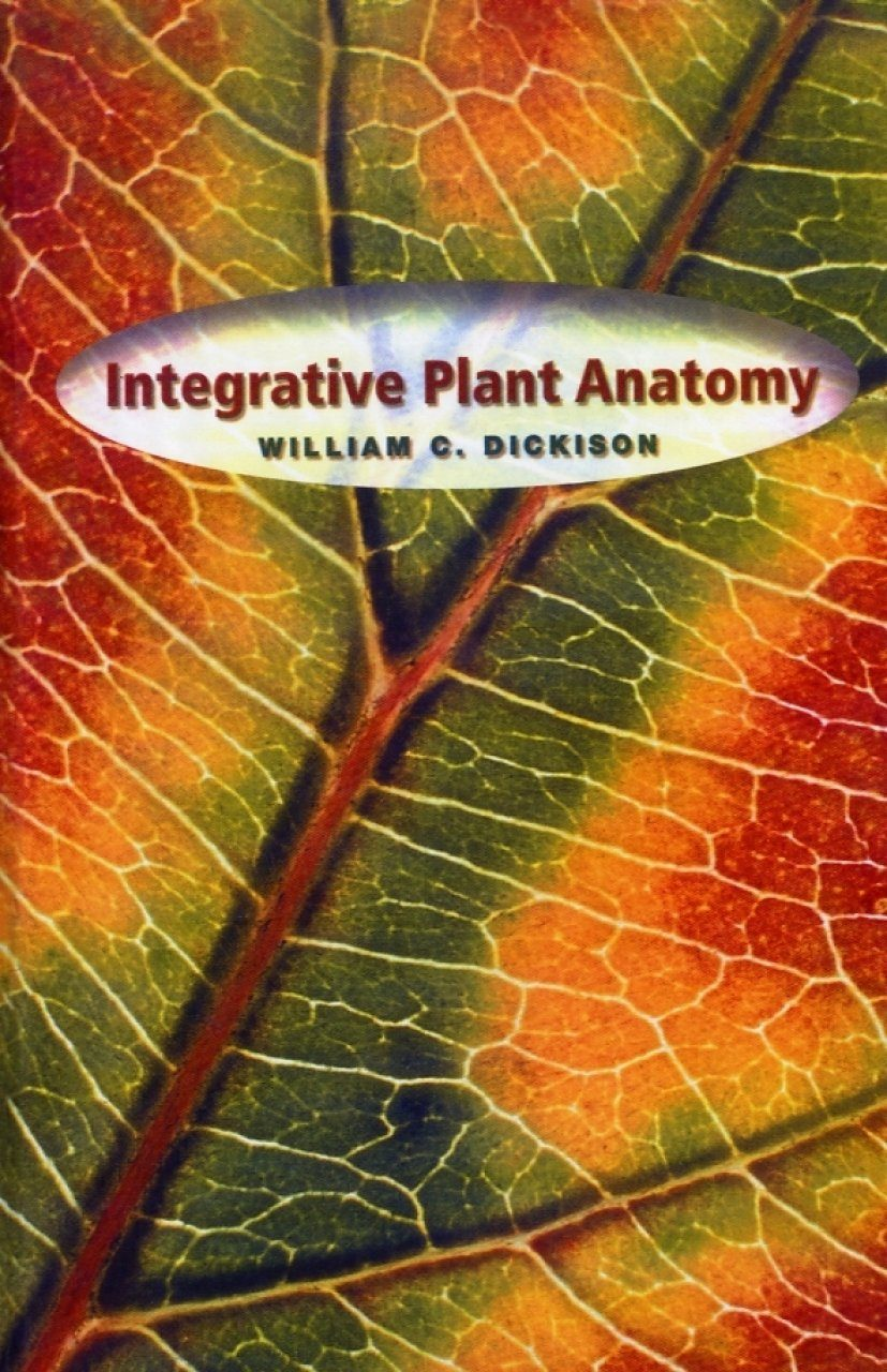 Integrative Plant Anatomy William C Dickison Nhbs Book Shop