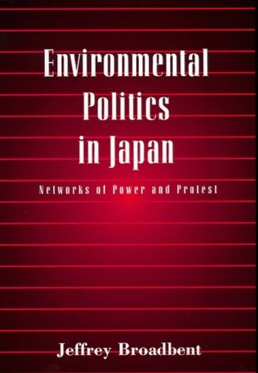 Environmental Politics in Japan