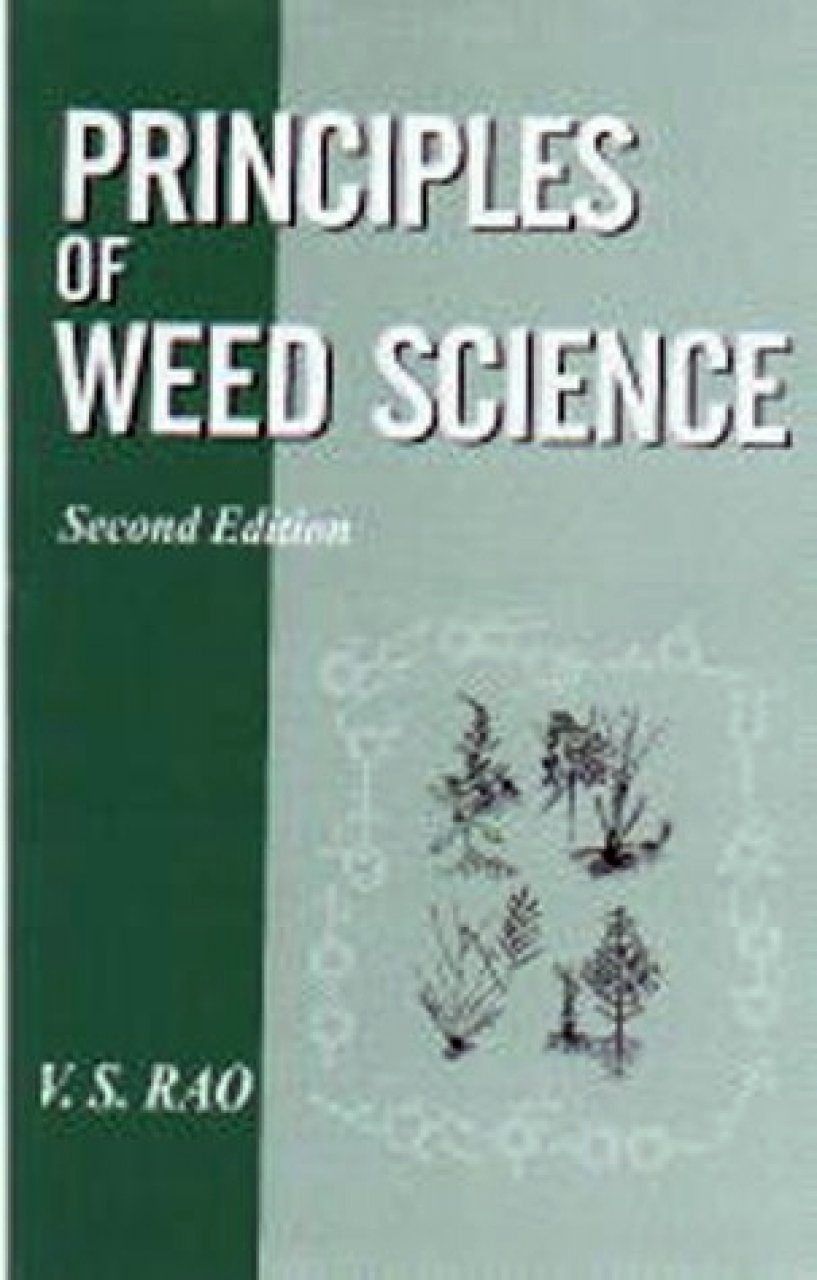 Principles of Weed Science