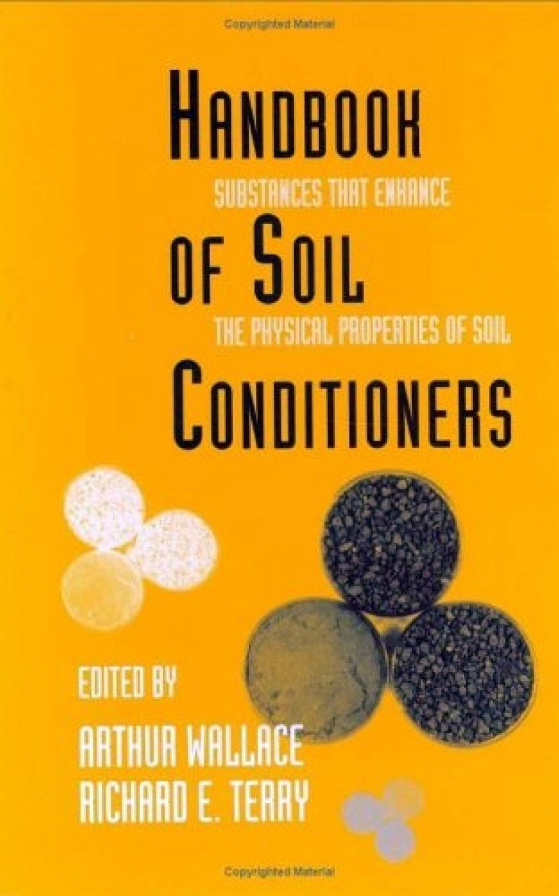 Handbook of Soil Conditioners