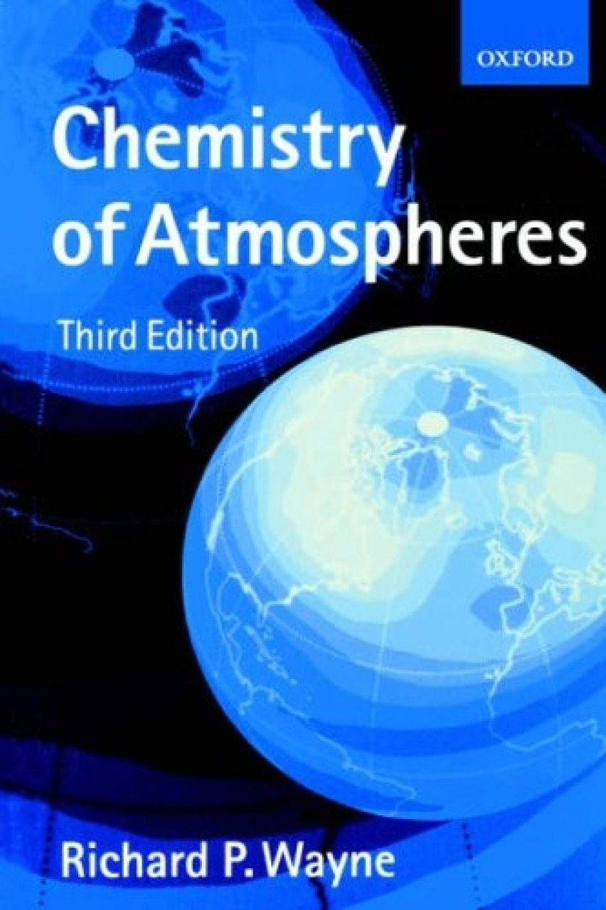 Chemistry of Atmospheres