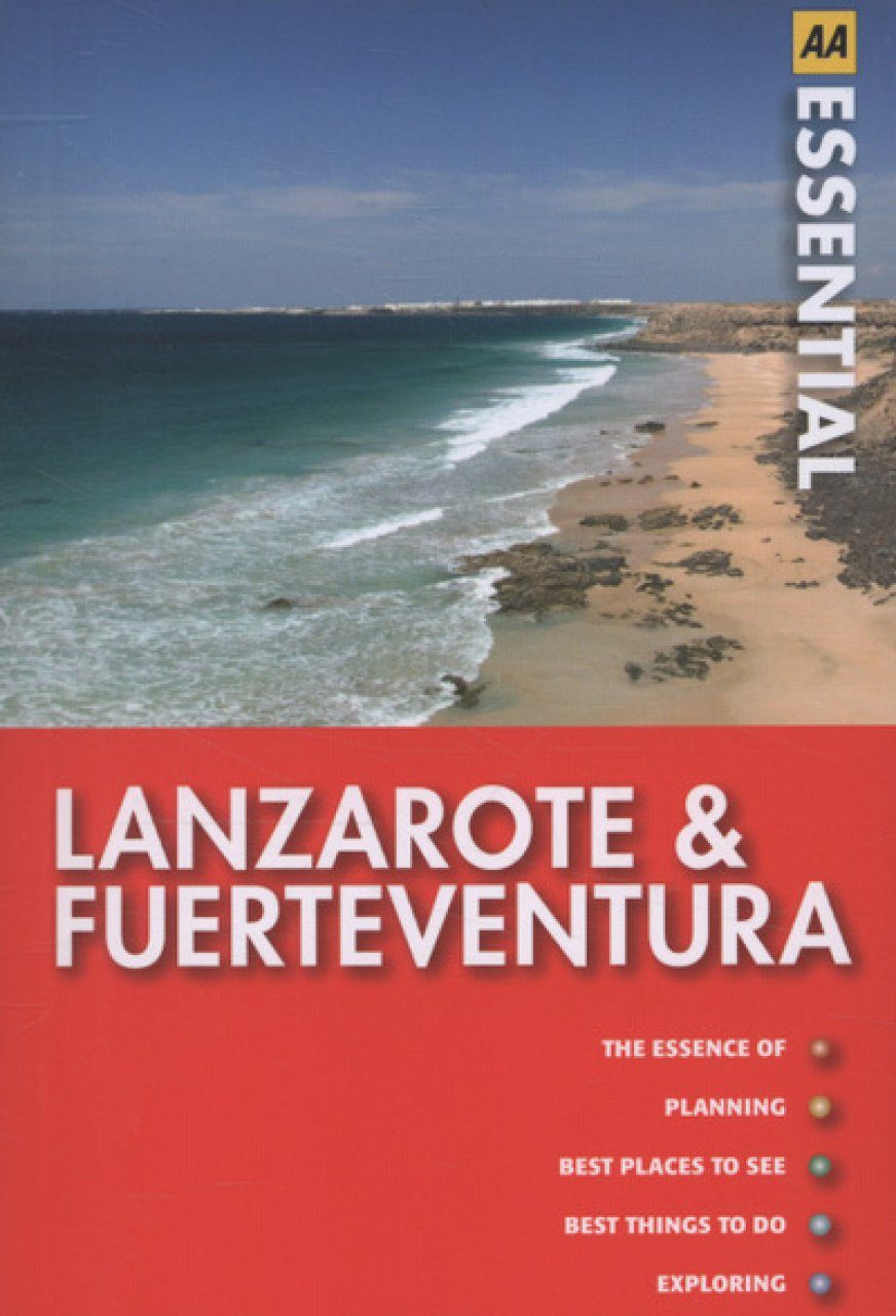AA: Essential Lanzarote and Fuerteventura