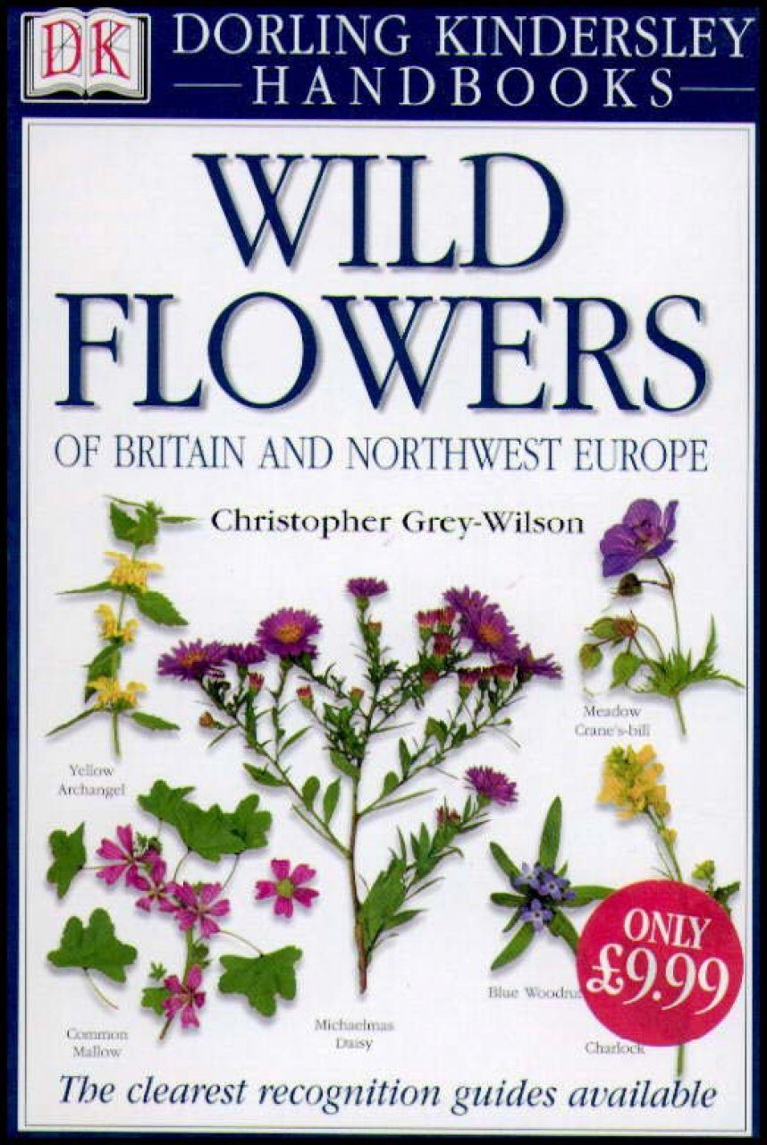 DK Handbook: Wild Flowers of Britain and Northwest Europe