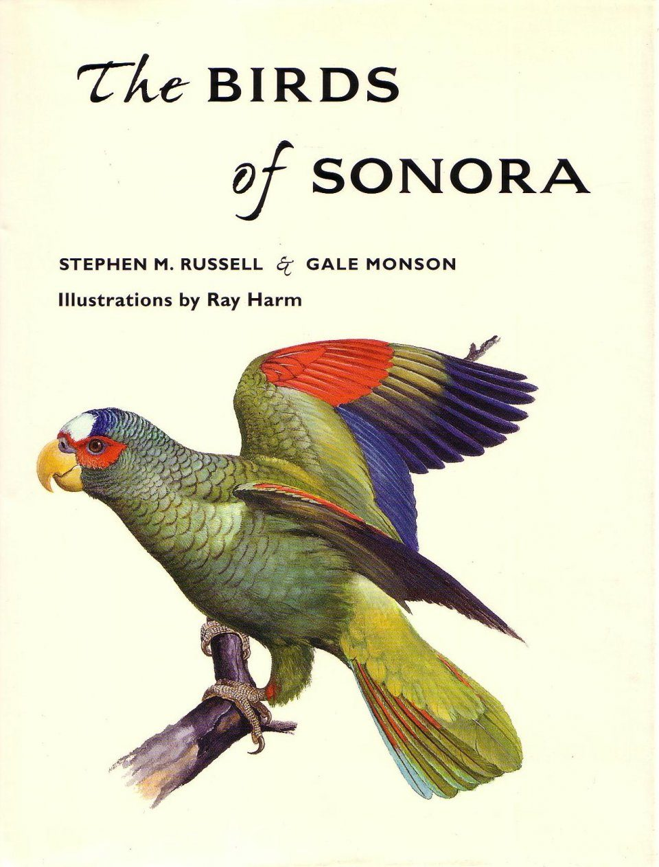 The Birds of Sonora