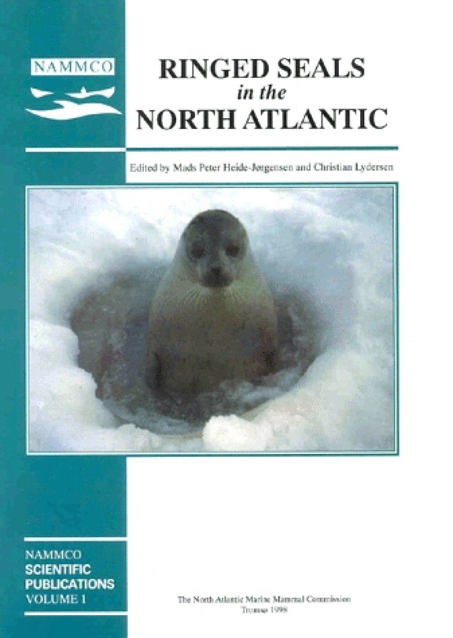 Ringed Seals in the North Atlantic