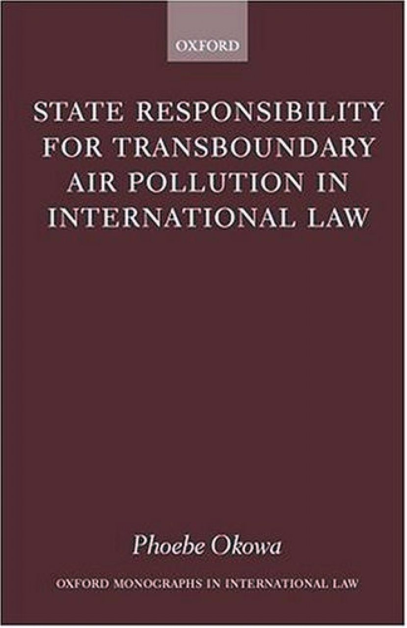 State Responsibility for Transboundary Air Pollution
