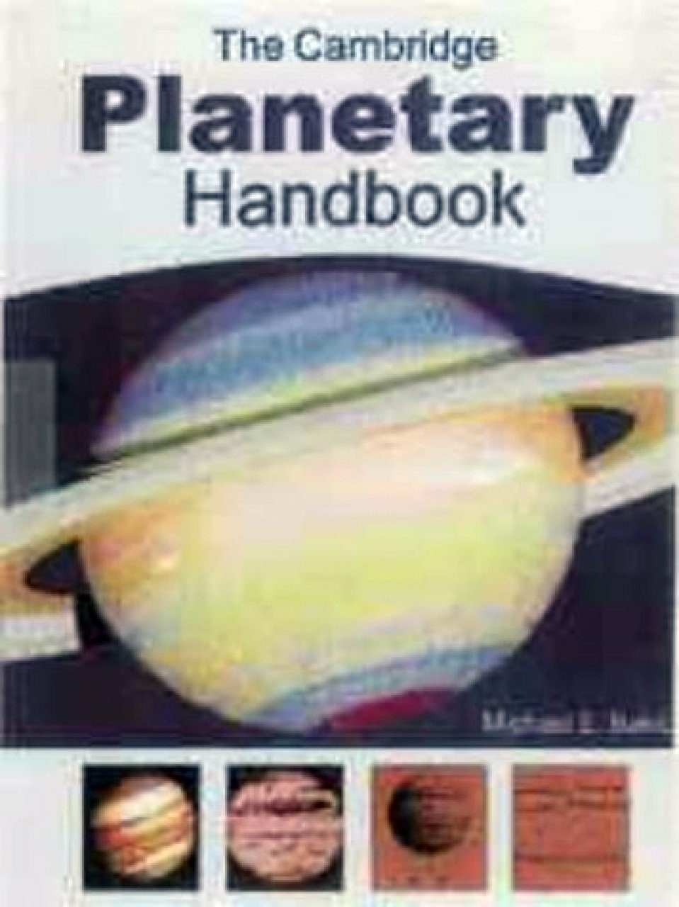 The Cambridge Planetary Handbook