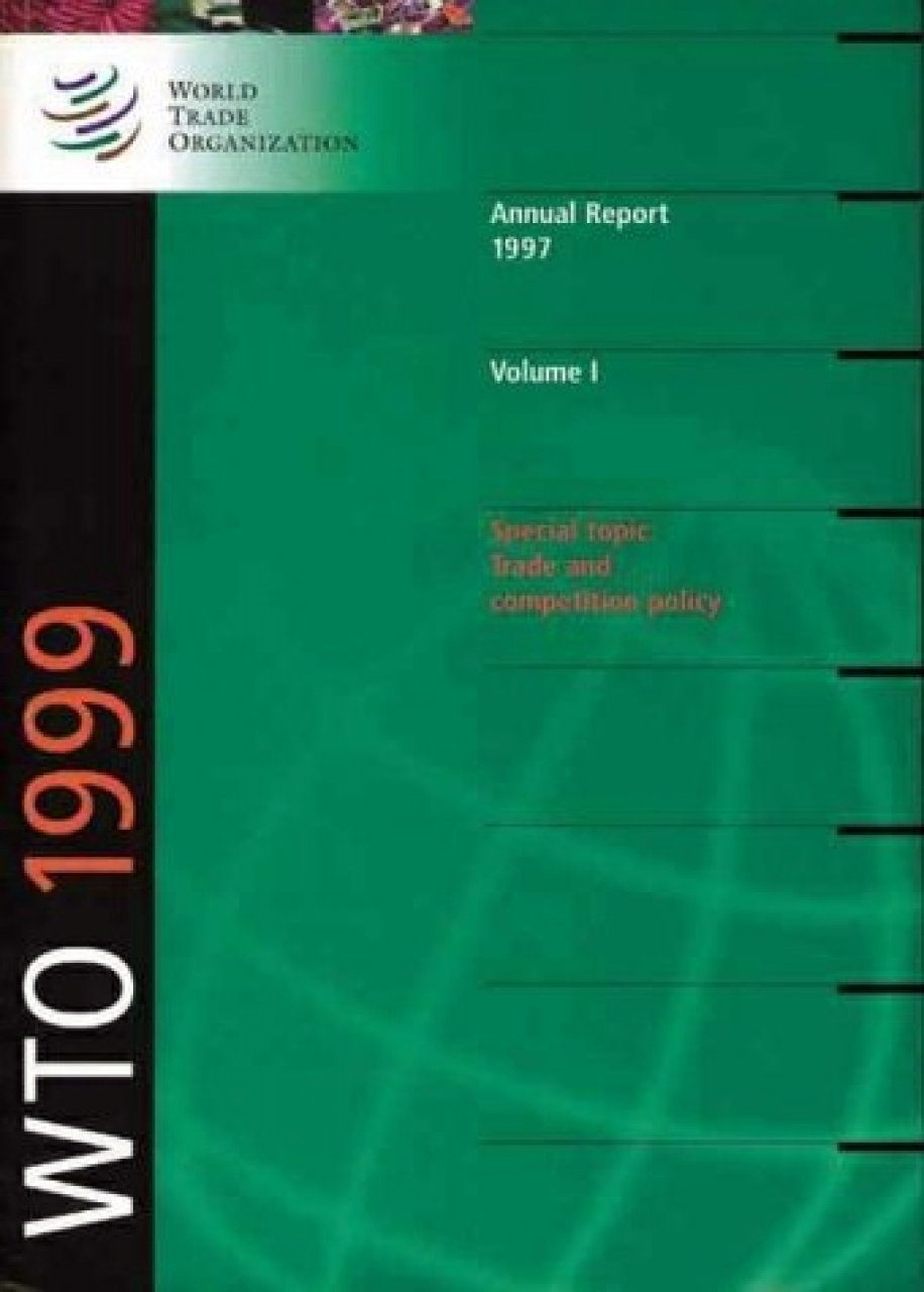 World Trade Annual Report 1999
