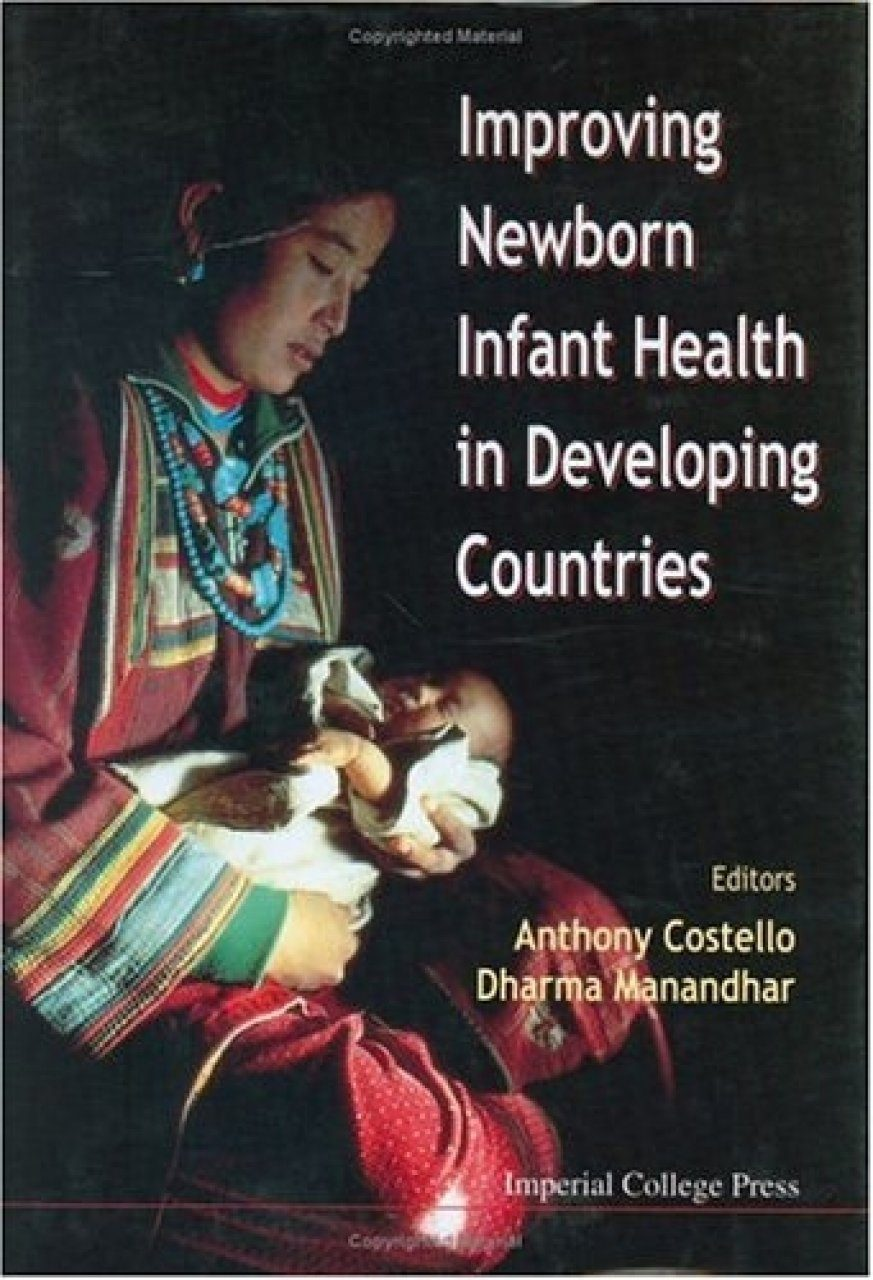 Improving Newborn Infant Health in Developing Countries