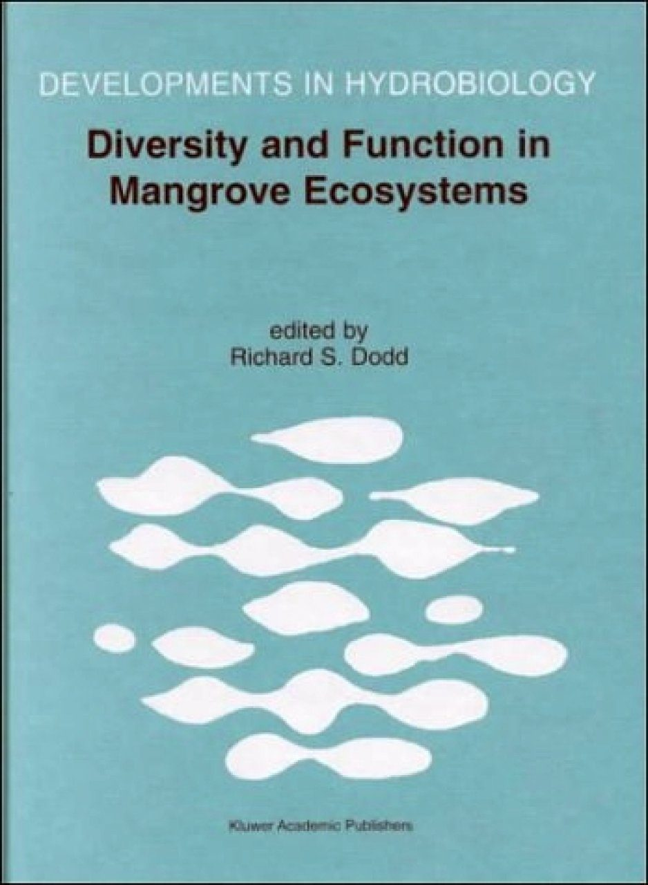 Diversity and Function in Mangrove Ecosystems