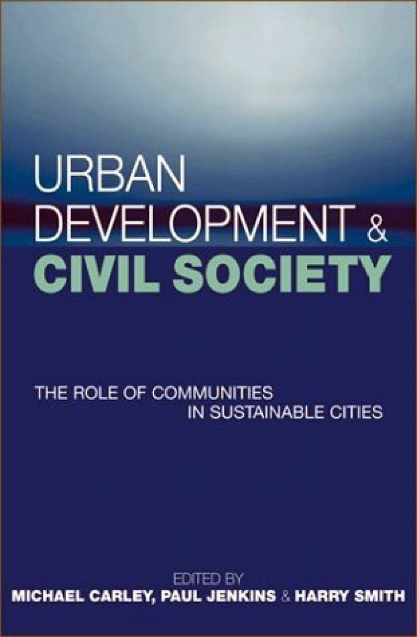 Urban Development and Civil Society