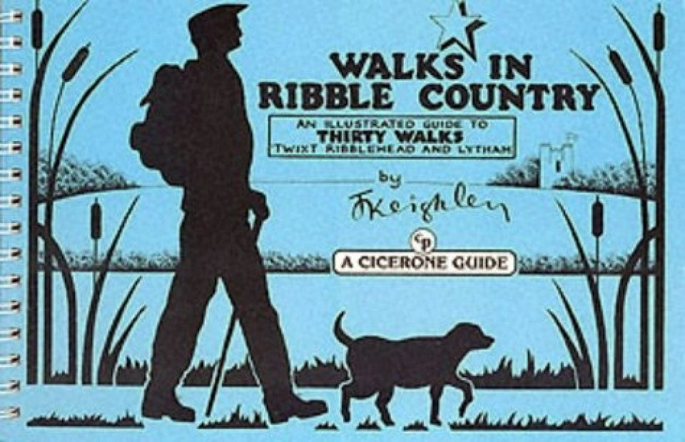 Cicerone Guides: Walks in Ribble Country