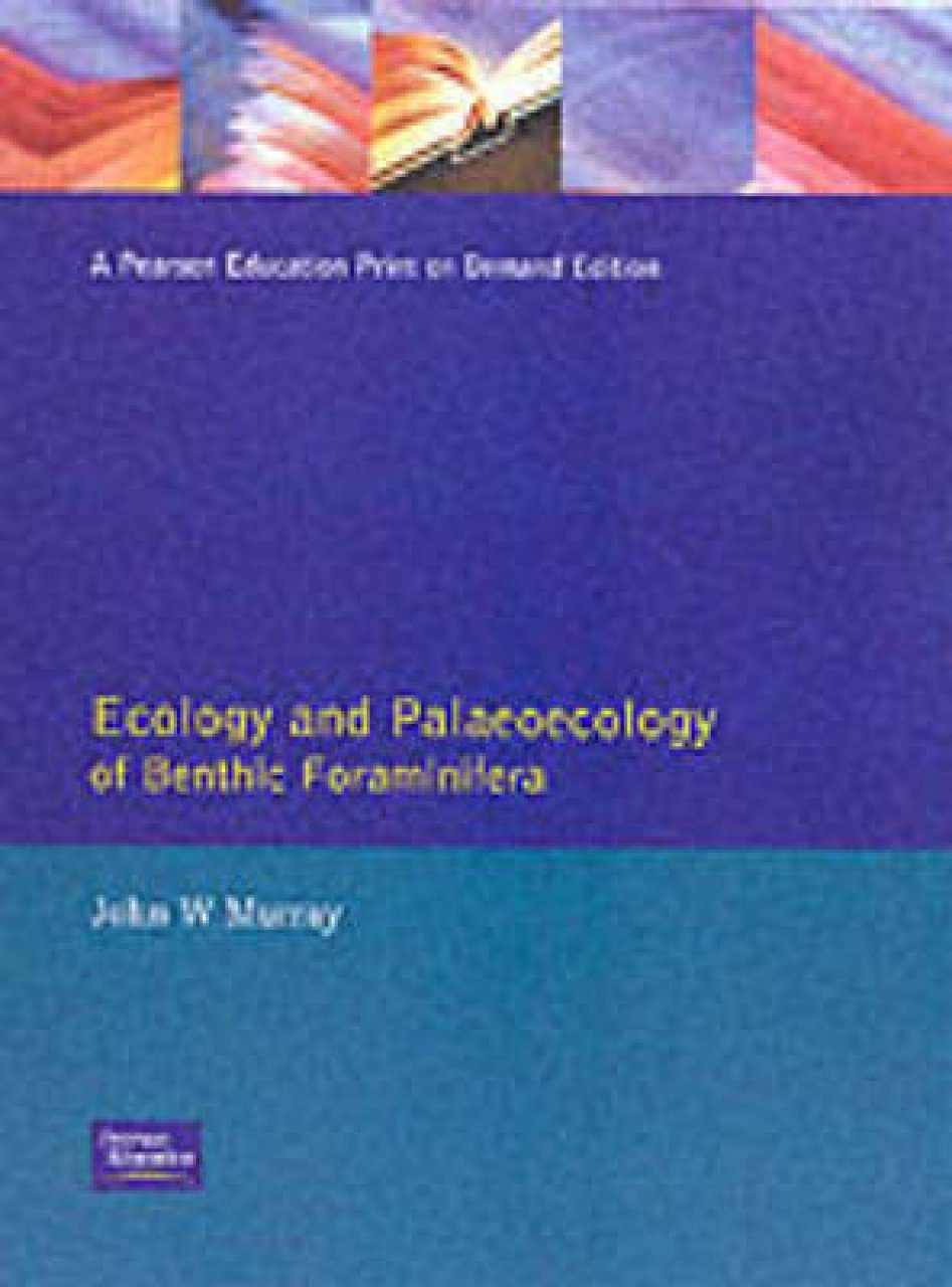 Ecology and Palaeoecology of Benthic Foraminifera