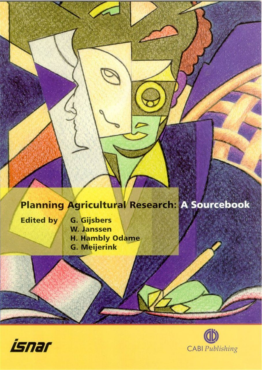 Planning Agricultural Research: A Sourcebook