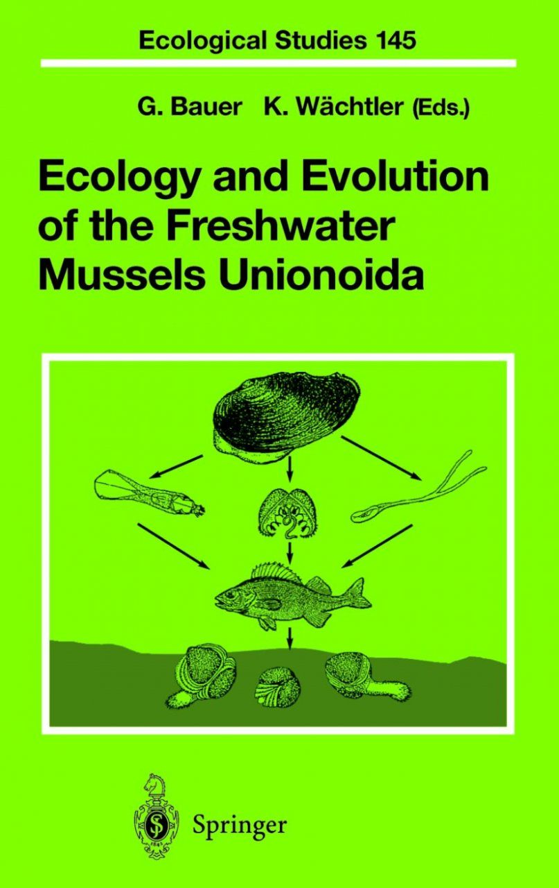 Ecology and Evolution of Freshwater Mussels Unionoida