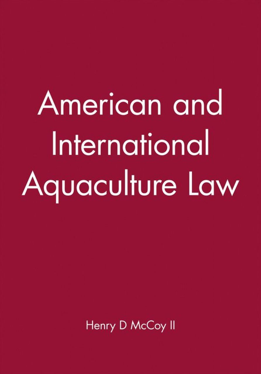 American and International Aquaculture Law