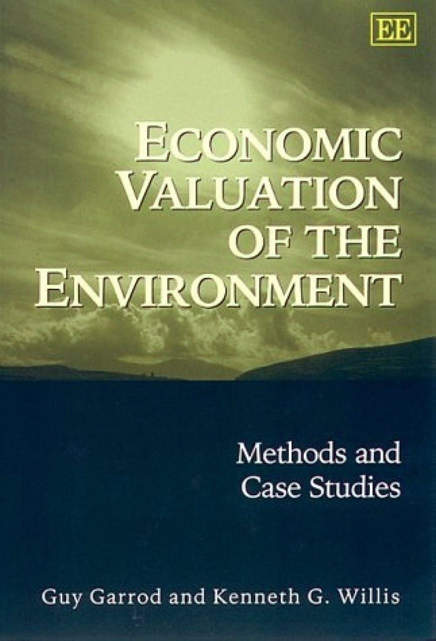 Economic Valuation of the Environment