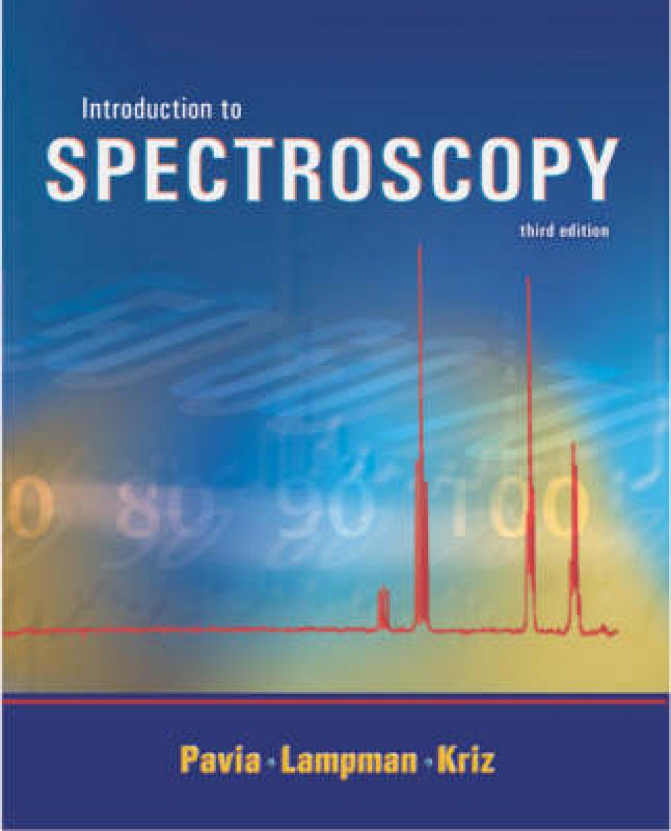 Introduction to Spectroscopy, Third Edition