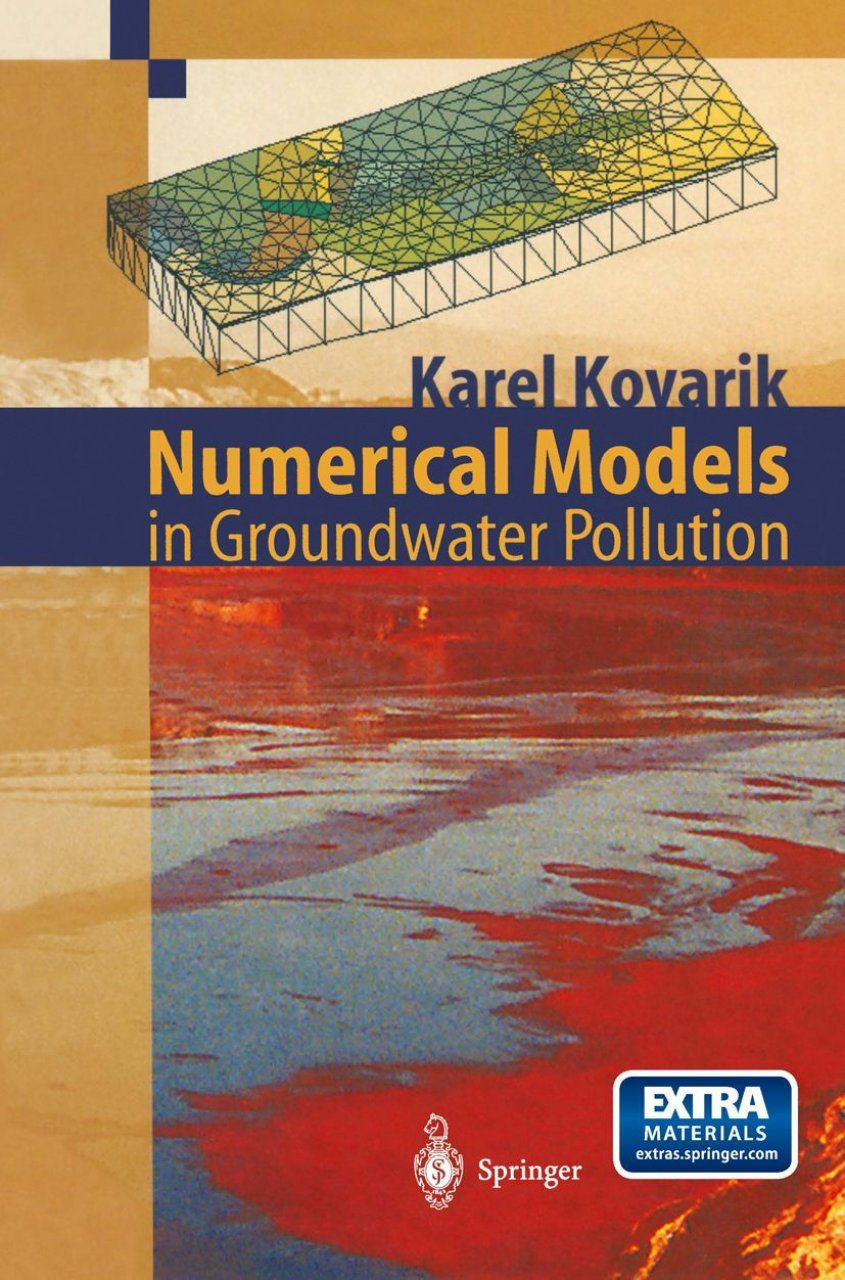 Numerical Models in Groundwater Pollution