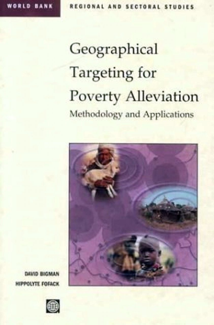 Geographical Targeting for Poverty Alleviation: Methodology and Applicat ions