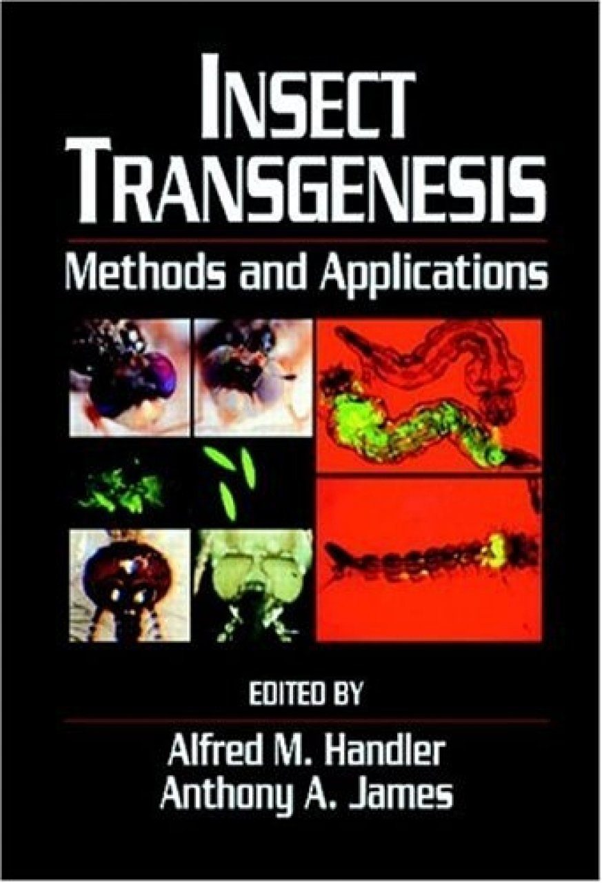 Insect Transgenesis: Methods & Applications