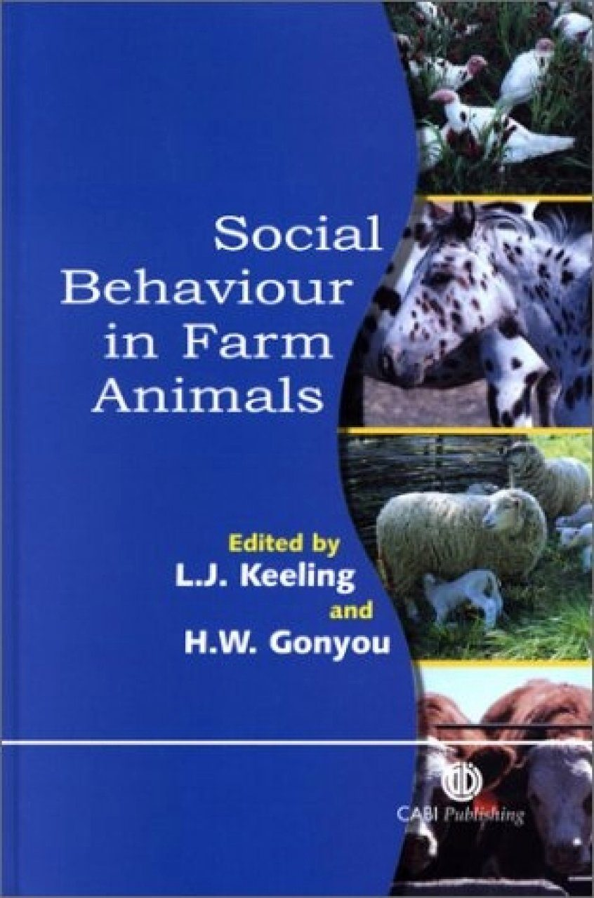 Social Behaviour in Farm Animals