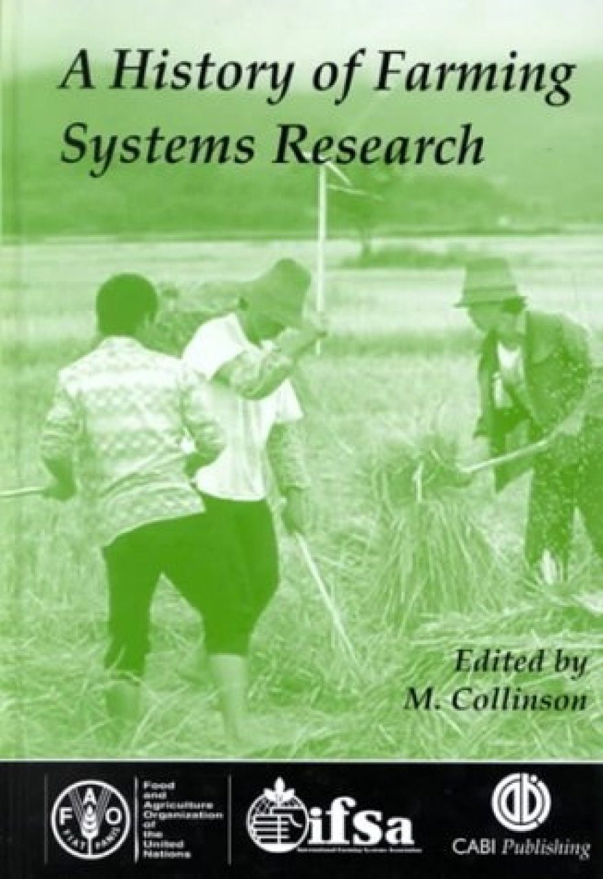 A History of Farming System Research
